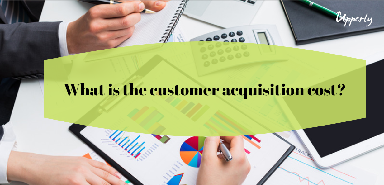 What is the customer acquisition cost